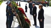 Về chuyến thăm Nga của bà Merkel