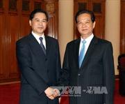 Thủ tướng Nguyễn Tấn Dũng tiếp Tỉnh trưởng Vân Nam-Trung Quốc