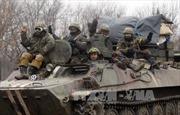 Ukraine cho phép người nước ngoài nhập ngũ