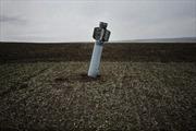 """Những """"cánh đồng mìn"""" ở Donetsk"""