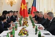 Tuyên bố chung của Chủ tịch nước Trương Tấn Sang và Tổng thống Séc