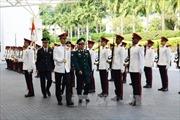 Việt Nam-Singapore cần thúc đẩy quan hệ quốc phòng