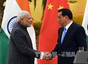 Trung - Ấn thúc đẩy hợp tác trong nhiều lĩnh vực