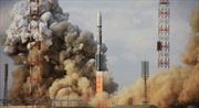 Tên lửa đẩy Nga bốc cháy khi đưa vệ tinh lên quỹ đạo