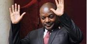 Tổng thống Burundi lần đầu xuất hiện trước công chúng