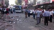 Hai vụ nổ liên tiếp tại Thổ Nhĩ Kỳ