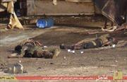 Thất thủ trước IS, Ramadi la liệt xác người