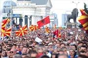 Macedonia: Mít tinh lớn ủng hộ Thủ tướng Gruevski