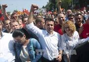 Đàm phán Macedonia không đạt tiến triển