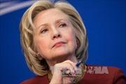 Công bố thư điện tử của bà Hillary Clinton