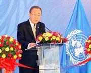 Việt Nam là nước tiên phong trong cải cách của Liên hợp quốc