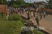 Tình hình tại Burundi hạ nhiệt