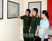 Triển lãm tranh về Đại tướng Võ Nguyên Giáp