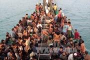 Myanmar, Bangladesh nhất trí hồi hương 200 người di cư