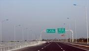 Thông xe 22,7 km cao tốc Hà Nội – Hải Phòng đầu tiên
