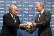 Anh đăng cai World Cup 2018 nếu Nga bị tước quyền