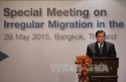 17 nước họp bàn khủng hoảng di cư Đông Nam Á
