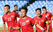 U23 Việt Nam khởi đầu bằng chiến thắng