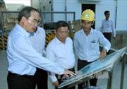 Đồng chí Nguyễn Thiện Nhân thăm và làm việc tại Hà Tĩnh