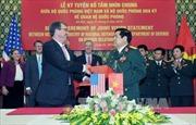 Việt – Mỹ tiếp tục thúc đẩy quan hệ hợp tác quốc phòng
