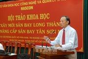 Diễn đàn về Dự án sân bay Long Thành