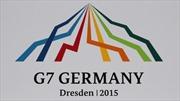 Chính giới Đức phê phán việc không mời Nga dự Thượng đỉnh G7