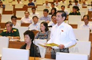 Thông cáo số 10 Kỳ họp thứ 9, Quốc hội khóa XIII