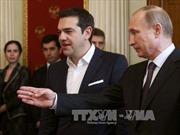 Hy Lạp, Nga sắp ký thỏa thuận mở rộng đường ống khí đốt