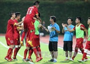 U23 Việt Nam và U23 Thái Lan tiếp tục đua 'song mã'