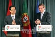 Thủ tướng Nguyễn Tấn Dũng hội đàm với Thủ tướng Bồ Đào Nha