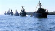 Nga củng cố biệt đội hải quân ở Địa Trung Hải