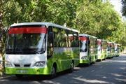 Ecopark mở rộng hệ thống xe bus chất lượng cao