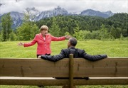 Thượng đỉnh G7 2015 - thành công  biểu tượng của bà Merkel