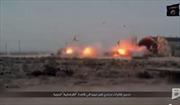 IS nã súng cối nổ tung hai chiến đấu cơ Libya