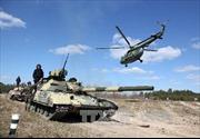 Mỹ sẵn sàng đưa vũ khí hạng nặng tới gần Nga
