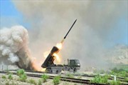 Triều Tiên bắn 3 tên lửa tầm ngắn về vùng biển phía Đông