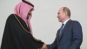 Saudi Arabia, Nga ký thỏa thuận hạt nhân và dầu mỏ