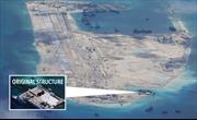 Mỹ tiếp tục quan ngại hoạt động xây đảo của Trung Quốc