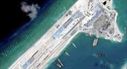 Nhật: 'Xây xong không có nghĩa Trung Quốc có quyền sở hữu đảo nhân tạo'