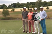 Giải Golf chào mừng 40 năm quan hệ ngoại giao Việt – Đức
