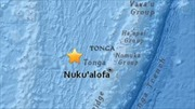 Động đất 6,5 độ Richter ngoài khơi Fiji