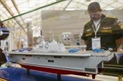 Nga tiết lộ mẫu tàu sân bay thay thế Mistral