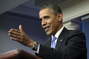 Quyền đàm phán nhanh vượt ải quyết định tại Thượng viện Mỹ