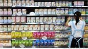 Trung Quốc thu hồi sản phẩm sữa không đạt chuẩn