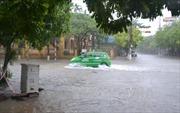 Bão số 1 gây mưa lớn tại các tỉnh ven biển
