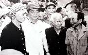 Đồng chí Nguyễn Văn Linh với cách mạng miền Nam