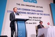 An ninh khu vực đối mặt với mối đe dọa tranh chấp trên Biển Đông
