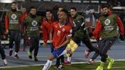 Chile vào chung kết Copa America