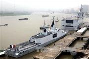 Pháp quyết chịu phạt, không giao tàu Mistral cho Nga