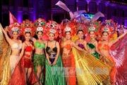 Lễ hội đường phố đa sắc màu tại Festival Biển Nha Trang